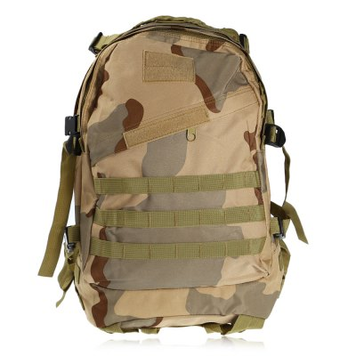 BL006 Wear-resistant Canvas 40L Mountaineering Backpack BagBackpacks<br>BL006 Wear-resistant Canvas 40L Mountaineering Backpack Bag<br><br>Bag Capacity: 40L<br>Capacity: 31 - 40L<br>Color: Army green,Camouflage,Khaki<br>Features: molle system, Tactical Style, Ultra Light<br>For: Climbing, Hiking, Traveling, Camping<br>Material: Canvas<br>Package Contents: 1 x BL006 Backpack<br>Package size (L x W x H): 24.00 x 38.00 x 10.00 cm / 9.45 x 14.96 x 3.94 inches<br>Package weight: 0.858 kg<br>Product size (L x W x H): 51.00 x 38.00 x 18.00 cm / 20.08 x 14.96 x 7.09 inches<br>Product weight: 0.805 kg<br>Strap Length: 45 - 75cm<br>Type: Backpack