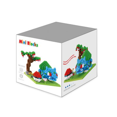 Anime Figure Style ABS Cartoon Building Brick - 313pcsBlock Toys<br>Anime Figure Style ABS Cartoon Building Brick - 313pcs<br><br>Completeness: Semi-finished Product<br>Gender: Unisex<br>Materials: ABS<br>Package Contents: 313 x Module, 1 x Operation Instruction<br>Package size: 8.50 x 8.50 x 8.50 cm / 3.35 x 3.35 x 3.35 inches<br>Package weight: 0.120 kg<br>Product size: 8.00 x 12.00 x 7.00 cm / 3.15 x 4.72 x 2.76 inches<br>Product weight: 0.100 kg<br>Stem From: Japan<br>Theme: Movie and TV