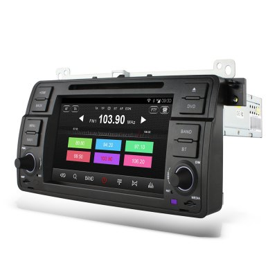 Ownice OL - 7956T 7.0 inch Car Navigation for BMW E46 Rover 75Car DVD Player<br>Ownice OL - 7956T 7.0 inch Car Navigation for BMW E46 Rover 75<br><br>Apply To Car Brand: BMW<br>Brand: KELIMA<br>DVD Audio Format: WMA, RM, MP3, FLAC, AAC<br>DVD Video Format: MPEG, RMVB, MPG, MP4, MOV, MKV, FLV, AVI<br>FLASH (internal storage): 16GB<br>Media Format: AAC, FLAC<br>Model: OL - 7956T<br>OSD Language: Chinese,Dutch,English,French,Italian,Norwegian,Polish,Portuguese,Russian,Spanish,Swedish,Turkish<br>Package Contents: 1 x Ownice Car Navigation, 1 x GPS Antenna, 4 x Power Cable, 1 x Can-bus Decoder, 1 x Foam Glue, 1 x English User Manual<br>Package size (L x W x H): 32.00 x 25.50 x 20.00 cm / 12.6 x 10.04 x 7.87 inches<br>Package weight: 3.120 kg<br>Picture format: BMP, GIF, JPEG, JPG, PNG<br>Pre-loaded Maps: No<br>Product size (L x W x H): 24.30 x 21.00 x 13.00 cm / 9.57 x 8.27 x 5.12 inches<br>Product weight: 2.112 kg<br>RAM (memory): DDR3 1GB<br>Screen size: 7inch<br>Screen type: Digital touch screen<br>Type: 2-DIN