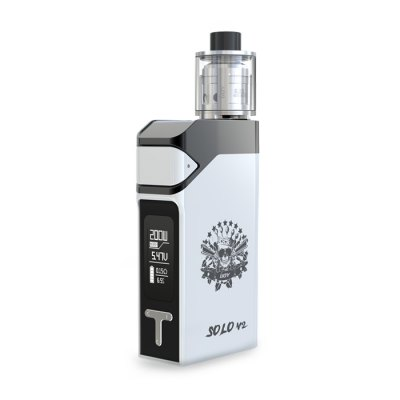 Original IJOY SOLO V2 200W Box Mod Kit