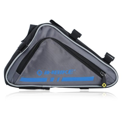 INBIKE IB539 3L Cycling BagBike Bags<br>INBIKE IB539 3L Cycling Bag<br><br>Brand: INBIKE<br>Emplacement: Front Tube<br>Material: Oxford Fabric<br>Model Number: IB539<br>Package Contents: 1 x INBIKE IB539 Triangle Cycling Bag<br>Package Dimension: 26.00 x 21.00 x 6.00 cm / 10.24 x 8.27 x 2.36 inches<br>Package weight: 0.166 kg<br>Product Dimension: 25.00 x 20.00 x 5.00 cm / 9.84 x 7.87 x 1.97 inches<br>Product weight: 0.129 kg<br>Suitable for: Road Bike, Touring Bicycle, Cross-Country Cycling, Mountain Bicycle, Fixed Gear Bicycle