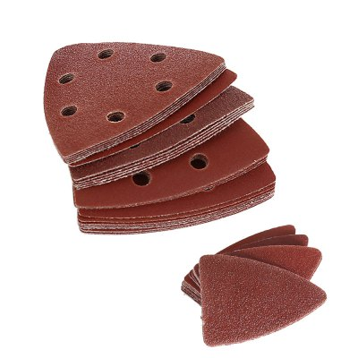 5PCS Carbide Saw Blade Triangular Abrasive PaperDrill<br>5PCS Carbide Saw Blade Triangular Abrasive Paper<br><br>Material: Carbide,  Synthetic Resin<br>Package Contents: 3 x Blade, 2 x Triangular Sanding Sheet ( 50PCS )<br>Package size (L x W x H): 15.00 x 12.00 x 6.00 cm / 5.91 x 4.72 x 2.36 inches<br>Package weight: 0.200 kg<br>Product weight: 0.165 kg<br>Special function: Saw Blade / Sanding Sheet<br>Type: Electric Tool