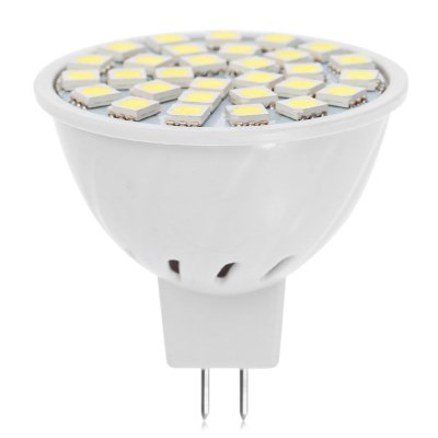 10PCS GU5.3 5W 420Lm 12V SMD5050 LED Spot BulbSpot Bulbs<br>10PCS GU5.3 5W 420Lm 12V SMD5050 LED Spot Bulb<br><br>Available Light Color: Cool White,Warm White<br>CCT/Wavelength: 3500K,6000K<br>Certifications: CE,RoHs<br>Emitter Types: SMD 5050<br>Features: Low Power Consumption, Long Life Expectancy<br>Function: Commercial Lighting, Studio and Exhibition Lighting, Home Lighting<br>Holder: GU5.3<br>Lifespan: 50000h or more<br>Luminous Flux: 420LM<br>Output Power: 5W<br>Package Contents: 10 x LED Spot Bulb<br>Package size (L x W x H): 11.00 x 16.00 x 13.00 cm / 4.33 x 6.3 x 5.12 inches<br>Package weight: 0.280 kg<br>Product size (L x W x H): 5.00 x 5.00 x 5.00 cm / 1.97 x 1.97 x 1.97 inches<br>Product weight: 0.015 kg<br>Sheathing Material: Plastic, PCB<br>Total Emitters: 30<br>Type: Spot Bulbs<br>Voltage (V): DC 12V