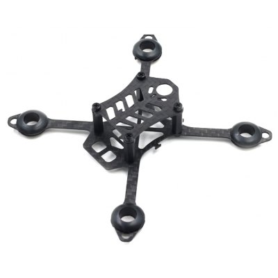 GB105 105mm Carbon Fiber DIY Frame Kit