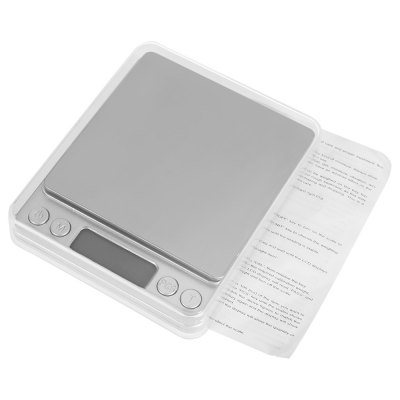 M - 8008 Precise 2000g Digital Jewelry Scale