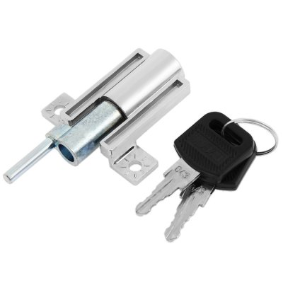 211A Furniture LockLock Picks and Tools<br>211A Furniture Lock<br><br>Materials: Zinc Alloy<br>Model: 211A<br>Package Contents: 1 x Lock, 2 x Key<br>Package size (L x W x H): 11.00 x 7.50 x 5.50 cm / 4.33 x 2.95 x 2.17 inches<br>Package weight: 0.100 kg<br>Packing Type: Kits<br>Product size (L x W x H): 7.00 x 4.60 x 1.40 cm / 2.76 x 1.81 x 0.55 inches<br>Product weight: 0.057 kg<br>Special function: Furniture Lock