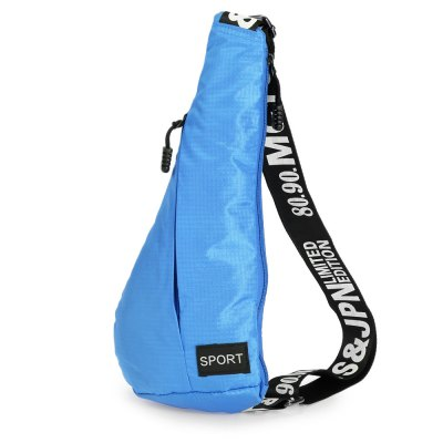 Compact 3L Leisure Sling Bag