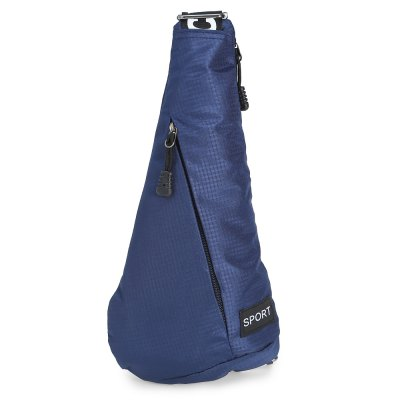 Compact 3L Leisure Sling BagSling Bag<br>Compact 3L Leisure Sling Bag<br><br>Bag Capacity: 3L<br>Capacity: 1 - 10L<br>Color: Azure,Black,Purplish Blue,Rose Red<br>Features: Ultra Light<br>For: Casual, Travel<br>Material: Polyester, Nylon<br>Package Contents: 1 x Sling Bag<br>Package size (L x W x H): 35.00 x 20.00 x 2.00 cm / 13.78 x 7.87 x 0.79 inches<br>Package weight: 0.162 kg<br>Product size (L x W x H): 34.00 x 19.00 x 5.00 cm / 13.39 x 7.48 x 1.97 inches<br>Product weight: 0.116 kg