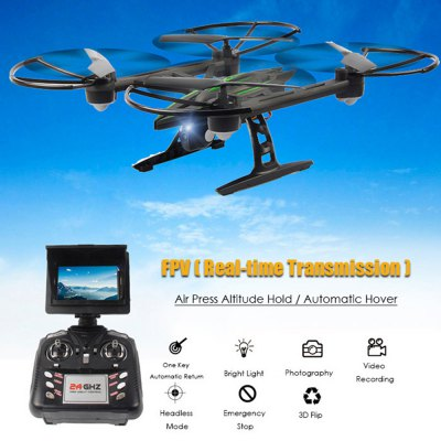 JXD 510G FPV 6-axis RC Drone