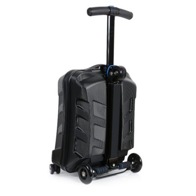 21 inch PC Scooter Suitcase with Aluminum Alloy Frame