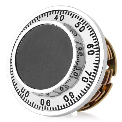 977 - 1 Coded Dial Lock 3 Disc for Jewelry Safe Box