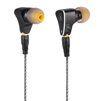 LZ A3S HiFi Detachable Noise-canceling EarphonesEarbud Headphones<br>LZ A3S HiFi Detachable Noise-canceling Earphones<br><br>Application: Mobile phone, Portable Media Player<br>Brand: LZ<br>Compatible with: Mobile phone<br>Connectivity: Wired<br>Function: Noise Cancelling<br>Impedance: 16ohms<br>Language: English<br>Material: Metal<br>Model: A3S<br>Package Contents: 1 x LZ A3S Earphones, 10 x Pair of Ear Tips, 1 x Storage Bag, 1 x Earphones Cable, 1 x English / Chinese User Manual, 1 x Package Box, 1 x Clip<br>Package size (L x W x H): 20.00 x 12.00 x 7.00 cm / 7.87 x 4.72 x 2.76 inches<br>Package weight: 0.280 kg<br>Product size (L x W x H): 2.00 x 1.90 x 2.80 cm / 0.79 x 0.75 x 1.1 inches<br>Product weight: 0.012 kg<br>Type: In-Ear<br>Wearing type: In-Ear