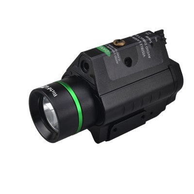 RichFire Cree XRE R2 LED Green Dot Sight Flashlight