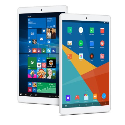 Teclast X80 Pro Tablet PCFeatured Tablets<br>Teclast X80 Pro Tablet PC<br><br>3.5mm Headphone Jack: Yes<br>3D Games: Supported<br>AC adapter: 100-240V 5V 2A<br>Additional Features: E-book, Gravity Sensing System, Calendar, MP3, Wi-Fi, Bluetooth, HDMI, Alarm, MP4, Calculator<br>Back camera: 2.0MP<br>Battery / Run Time (up to): 4 hours video playing time<br>Battery Capacity(mAh): 3.8V / 3800mAh Polymer Lithium battery<br>Bluetooth: Yes<br>Brand: Teclast<br>Camera type: Dual cameras (one front one back)<br>Core: 1.44GHz, Quad Core<br>CPU: Intel Cherry Trail x5-Z8350<br>CPU Brand: Intel<br>E-book format: TXT, PDF<br>External Memory: TF card up to 128GB (not included)<br>Front camera: 2.0MP<br>G-sensor: Supported<br>GPU: Intel HD Graphic(Gen8)<br>Material of back cover: Aluminum Alloy<br>MIC: Supported<br>Micro HDMI: Yes<br>Micro USB Slot: Yes<br>MS Office format: PPT, Word, Excel<br>Music format: WMA, WAV, OGG, AAC, MP2<br>OS: Windows 10 + Android 5.1<br>OTG Cable: 1<br>Package size: 24.10 x 20.00 x 4.30 cm / 9.49 x 7.87 x 1.69 inches<br>Package weight: 0.6500 kg<br>Picture format: PNG, JPEG, BMP<br>Pre-installed Language: Windows OS is built-in Chinese and English, and other languages need to be downloaded by WiFi. Android OS supports multi-language<br>Product size: 20.80 x 12.60 x 1.00 cm / 8.19 x 4.96 x 0.39 inches<br>Product weight: 0.3090 kg<br>RAM: 2GB<br>ROM: 32GB<br>Screen resolution: 1920 x 1200 (WUXGA)<br>Screen size: 8 inch<br>Screen type: IPS, Capacitive (5-Point)<br>Skype: Supported<br>Speaker: Built-in Dual Channel Speaker<br>Support Network: WiFi<br>Tablet PC: 1<br>TF card slot: Yes<br>Type: Tablet PC<br>USB Cable: 1<br>Video format: 3GP, MP4, WMV<br>Video recording: Yes<br>WIFI: 802.11b/g/n wireless internet<br>Youtube: Supported