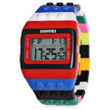 SHHORS SH - 715 LED Watch