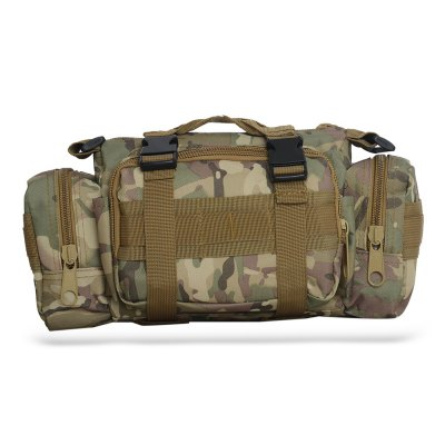 BL015 Water-resistant 8L Waist Bag with Strap