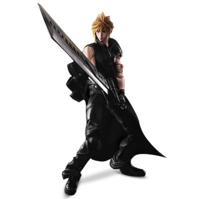 10.63 inch Action Figure ABS + PVC Model