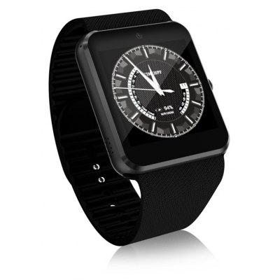 Aiwatch QW08  1.54 inch Android 4.4 3G Smartwatch Phone