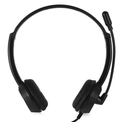 DANYIN DT - 326 Headset with MicEarbud Headphones<br>DANYIN DT - 326 Headset with Mic<br><br>Application: Portable Media Player, Mobile phone, Computer<br>Brand: DIANYIN<br>Compatible with: Computer<br>Connectivity: Wired<br>Driver unit: 30mm<br>Frequency response: 18Hz - 22KHz<br>Function: Voice control, Microphone<br>Impedance: 32ohms<br>Language: English<br>Material: Foam, ABS<br>Model: DT - 326<br>Package Contents: 1 x DANYIN DT - 326 Headset<br>Package size (L x W x H): 23.00 x 20.00 x 7.00 cm / 9.06 x 7.87 x 2.76 inches<br>Package weight: 0.229 kg<br>Product size (L x W x H): 5.00 x 5.00 x 15.50 cm / 1.97 x 1.97 x 6.1 inches<br>Product weight: 0.119 kg<br>Sensitivity: 105±3 dB<br>Wearing type: Headband