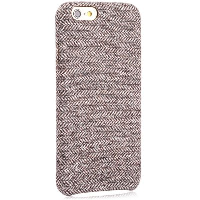 Luanke Fabric Phone ProtectoriPhone Cases/Covers<br>Luanke Fabric Phone Protector<br><br>Brand: Luanke<br>Compatible for Apple: iPhone 6, iPhone 6S<br>Features: Anti-knock, Back Cover<br>Material: Fabric-covered<br>Package Contents: 1 x Phone Case<br>Package size (L x W x H): 21.00 x 13.00 x 2.00 cm / 8.27 x 5.12 x 0.79 inches<br>Package weight: 0.039 kg<br>Product size (L x W x H): 14.00 x 9.00 x 0.90 cm / 5.51 x 3.54 x 0.35 inches<br>Product weight: 0.015 kg<br>Style: Stripe Pattern, Grid Pattern