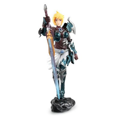7.87 inch Collectible Animation Figurine ModelMovies &amp; TV Action Figures<br>7.87 inch Collectible Animation Figurine Model<br><br>Completeness: Finished Goods<br>Gender: Unisex<br>Materials: ABS, PVC<br>Package Contents: 1 x Action Figure, 1 x Accessory Set<br>Package size: 20.00 x 10.00 x 25.00 cm / 7.87 x 3.94 x 9.84 inches<br>Package weight: 0.380 kg<br>Product size: 8.00 x 8.00 x 20.00 cm / 3.15 x 3.15 x 7.87 inches<br>Product weight: 0.350 kg<br>Stem From: Europe and America<br>Theme: Movie and TV