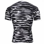 cheap Black And White Camouflage T Shirt Mens