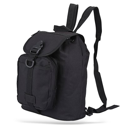 BL024 Anti-wear Canvas 10L Sports Backpack Sling Bag