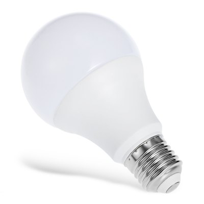 E27 12W SMD 2835 1100LM LED BulbGlobe bulbs<br>E27 12W SMD 2835 1100LM LED Bulb<br><br>Angle: 270 degree<br>Available Light Color: Cool White,Warm White<br>CCT/Wavelength: 3000K,6500K<br>Emitter Types: SMD 2835<br>Features: Long Life Expectancy, Energy Saving<br>Function: Home Lighting, Commercial Lighting, Studio and Exhibition Lighting<br>Holder: E27<br>Lifespan: 50000h<br>Luminous Flux: 1100LM<br>Output Power: 12W<br>Package Contents: 1 x E27 LED Bulb<br>Package size (L x W x H): 13.50 x 7.50 x 7.50 cm / 5.31 x 2.95 x 2.95 inches<br>Package weight: 0.115 kg<br>Product size (L x W x H): 12.50 x 6.50 x 6.50 cm / 4.92 x 2.56 x 2.56 inches<br>Product weight: 0.069 kg<br>Sheathing Material: PC<br>Total Emitters: 40<br>Type: Ball Bulbs<br>Voltage (V): AC 100-240