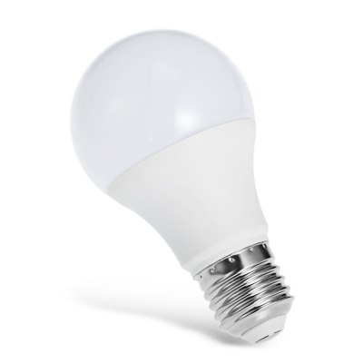 E27 7W SMD 2835 600LM LED BulbGlobe bulbs<br>E27 7W SMD 2835 600LM LED Bulb<br><br>Angle: 270 degree<br>Available Light Color: Cool White,Warm White<br>CCT/Wavelength: 3000K,6500K<br>Emitter Types: SMD 2835<br>Features: Long Life Expectancy, Energy Saving<br>Function: Home Lighting, Commercial Lighting, Studio and Exhibition Lighting<br>Holder: E27<br>Lifespan: 50000h<br>Luminous Flux: 600LM<br>Output Power: 7W<br>Package Contents: 1 x E27 LED Bulb<br>Package size (L x W x H): 11.00 x 7.00 x 7.00 cm / 4.33 x 2.76 x 2.76 inches<br>Package weight: 0.086 kg<br>Product size (L x W x H): 10.50 x 5.50 x 5.50 cm / 4.13 x 2.17 x 2.17 inches<br>Product weight: 0.050 kg<br>Sheathing Material: PC<br>Total Emitters: 16<br>Type: Ball Bulbs<br>Voltage (V): AC 100-240