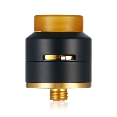 GLP 528 Deck RDA with Side Adjustable AirflowVapor Styles<br>GLP 528 Deck RDA with Side Adjustable Airflow<br><br>Connection Threading of Atomizer: 510<br>Material: Stainless Steel<br>Package Contents: 1 x GLP 528 Deck RDA, 1 x Airflow Ring with Drip Tip, 1 x Screwdriver, 4 x Screw, 3 x Insulated Ring, 1 x O-ring<br>Package size (L x W x H): 3.40 x 3.40 x 4.00 cm / 1.34 x 1.34 x 1.57 inches<br>Package weight: 0.0600 kg<br>Product size (L x W x H): 2.40 x 2.40 x 3.00 cm / 0.94 x 0.94 x 1.18 inches<br>Product weight: 0.0370 kg