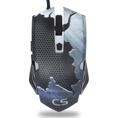 CONSON CM635 Wired Gaming Mouse Game PeripheralsMouse<br>CONSON CM635 Wired Gaming Mouse Game Peripherals<br><br>Brand: CONSON<br>Cable Length (m): 2 m<br>Coding Supported: No<br>Connection: Wired<br>Features: Gaming<br>Interface: USB2.0<br>Keyboard Lifespan ( times): 5 million<br>Material: ABS<br>Model: CM635<br>Mouse Macro Express Supported: No<br>Operating voltage: 5V<br>Operation Current: 180mA<br>Package Contents: 1 x CONSON CM635 Gaming Mouse<br>Package size (L x W x H): 21.50 x 16.00 x 5.50 cm / 8.46 x 6.3 x 2.17 inches<br>Package weight: 0.262 kg<br>Power Supply: USB Port<br>Product size (L x W x H): 11.50 x 6.00 x 3.50 cm / 4.53 x 2.36 x 1.38 inches<br>Product weight: 0.175 kg<br>System support: Windows 2003, Mac OS, Linux, IOS, Android, Nintendo, Windows, Windows 10, Windows 7, Windows 8, Windows 95, Windows 98, Windows 98SE, Windows 2000, Windows ME, Windows NT, Windows Vista, Windows XP<br>Type: Mouse