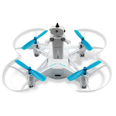 FEILUN FX132C1 RC Quadcopter - RTFRC Quadcopters<br>FEILUN FX132C1 RC Quadcopter - RTF<br><br>Battery: 3.7V 350mAh lithium-ion battery<br>Brand: FEILUN<br>Built-in Gyro: 6 Axis Gyro<br>Camera Pixels: 0.3MP<br>Channel: 4-Channels<br>Charging Time.: 50 - 60mins<br>Compatible with Additional Gimbal: No<br>Features: WiFi FPV<br>FPV Distance: 20 - 25m<br>Functions: Camera, With light, WiFi Connection, Up/down, Turn left/right, Sideward flight, 3D rollover, One Key Landing, Low-voltage Protection, FPV, Forward/backward, Over-current Protection<br>Kit Types: RTF<br>Level: Beginner Level<br>Mode: Mode 2 (Left Hand Throttle)<br>Model: FX132C1<br>Model Power: Built-in rechargeable battery<br>Night Flight: Yes<br>Package Contents: 1 x Quadcopter, 1 x Transmitter, 1 x USB Charging Cable, 4 x Spare Propeller, 1 x Robot Model, 1 x English Manual<br>Package size (L x W x H): 16.90 x 16.90 x 9.00 cm / 6.65 x 6.65 x 3.54 inches<br>Package weight: 0.476 kg<br>Product size (L x W x H): 13.50 x 13.50 x 3.50 cm / 5.31 x 5.31 x 1.38 inches<br>Product weight: 0.378 kg<br>Radio Mode: Mode 2 (Left-hand Throttle)<br>Remote Control: 2.4GHz Wireless Remote Control<br>Transmitter Power: 2 x 1.5V AA battery(not included)<br>Type: Quadcopter