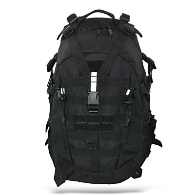BL075 Mountaineering BackpackBackpacks<br>BL075 Mountaineering Backpack<br><br>Bag Capacity: 45L<br>Capacity: Above 40L<br>Features: Reflective Strap, Laptop Bag, Tactical Style<br>For: Traveling, Hiking, Climbing, Camping<br>Material: Oxford Fabric<br>Package Contents: 1 x BL075 Backpack<br>Package size (L x W x H): 27.00 x 36.00 x 10.00 cm / 10.63 x 14.17 x 3.94 inches<br>Package weight: 1.140 kg<br>Product size (L x W x H): 51.00 x 35.00 x 19.00 cm / 20.08 x 13.78 x 7.48 inches<br>Product weight: 1.092 kg<br>Strap Length: 45 - 90cm<br>Type: Backpack