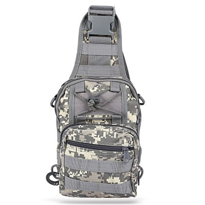 BL050 10L Sling BagSling Bag<br>BL050 10L Sling Bag<br><br>Bag Capacity: 10L<br>Capacity: 1 - 10L<br>Features: Ultra Light, Tactical Style, molle system, Water Resistant<br>For: Travel, Hiking, Camping<br>Material: Oxford<br>Package Contents: 1 x BL050 Sling Bag<br>Package size (L x W x H): 27.00 x 21.00 x 5.00 cm / 10.63 x 8.27 x 1.97 inches<br>Package weight: 0.465 kg<br>Product size (L x W x H): 26.00 x 20.00 x 11.00 cm / 10.24 x 7.87 x 4.33 inches<br>Product weight: 0.420 kg<br>Type: Sling Bag