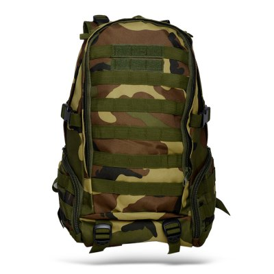 BL029 Water-resistant 35L Mountaineering BackpackBackpacks<br>BL029 Water-resistant 35L Mountaineering Backpack<br><br>Bag Capacity: 35L<br>Capacity: 31 - 40L<br>Features: molle system, Laptop Bag, Tactical Style<br>For: Traveling, Hiking, Climbing, Camping<br>Material: Oxford Fabric<br>Package Contents: 1 x BL029 Backapck<br>Package size (L x W x H): 44.00 x 33.00 x 3.00 cm / 17.32 x 12.99 x 1.18 inches<br>Package weight: 0.900 kg<br>Product size (L x W x H): 43.00 x 32.00 x 20.00 cm / 16.93 x 12.6 x 7.87 inches<br>Product weight: 0.845 kg<br>Strap Length: 45 - 70cm<br>Type: Backpack