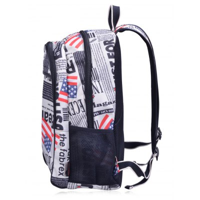 Douguyan 14 inch 20.9L BackpackWomens Bags<br>Douguyan 14 inch 20.9L Backpack<br><br>Brand: Douguyan<br>Package Size(L x W x H): 30.00 x 8.00 x 42.00 cm / 11.81 x 3.15 x 16.54 inches<br>Package weight: 0.5500 kg<br>Packing List: 1 x Douguyan Backpack, 1 x Stationery Bag<br>Product Size(L x W x H): 30.00 x 17.00 x 41.00 cm / 11.81 x 6.69 x 16.14 inches<br>Product weight: 0.5000 kg<br>Style: Casual