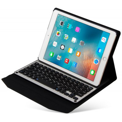 Bluetooth Keyboard Tablet Cover