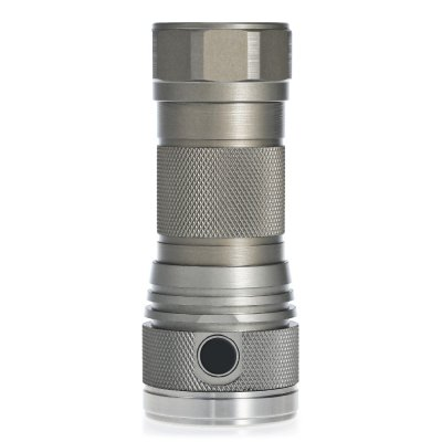 DQG Tiny 26650 3th LED Flashlight TorchLED Flashlights<br>DQG Tiny 26650 3th LED Flashlight Torch<br><br>Battery Included or Not: No, No<br>Battery Quantity: 1, 1<br>Battery Type: 26650, 26650<br>Beam Distance: 150-200m, 150-200m<br>Body Material: Aircraft-grade Aluminum T6061, Aircraft-grade Aluminum T6061<br>Brand: D.Q.G<br>Color Temperature: 4500K<br>Emitters: Cree XP-G2<br>Emitters Quantity: 7<br>Feature: Anti-Roll Rugged Design, Constant Current Circuit, Cooling Slot of High Efficiency, Lightweight, Tail Stand, Reverse Polarity Protection, Stainless Steel Bezel<br>Flashlight size: Large size<br>Flashlight Type: Tactical<br>Function: Camping, Exploring, Hiking, Household Use, Night Riding, Walking, EDC, Exploring, Hiking, Night Riding, Walking, Household Use, EDC<br>High Mode: 800Lm 2.5h , 800Lm 2.5h<br>LED Lifespan: 50000h or more, 50000h or more<br>Lens: PMMA TIR Lens, PMMA TIR Lens<br>Light color: Neutral White, Neutral White<br>Light Modes: High,Low,Mid,Turbo, High,Low,Mid,Turbo<br>Low Mode: 8Lm 200h, 8Lm 200h<br>Lumens Range: &gt;2000 Lumens<br>Luminous Flux: 2500LM<br>Max.: 200h, 200h<br>Mid Mode: 250Lm 8h, 250Lm 8h<br>Mode: 4(Turbo; High; Middle; Low), 4(Turbo; High; Middle; Low)<br>Model: Tiny 26650<br>Package Contents: 1 x DQG Tiny 26650 3th LED Flashlight, 2 x O-ring, 1 x DQG Tiny 26650 3th LED Flashlight, 2 x O-ring<br>Package size (L x W x H): 11.00 x 5.00 x 5.00 cm / 4.33 x 1.97 x 1.97 inches, 11.00 x 5.00 x 5.00 cm / 4.33 x 1.97 x 1.97 inches<br>Package weight: 0.1260 kg, 0.1260 kg<br>Power Source: Battery, Battery<br>Product size (L x W x H): 9.70 x 3.60 x 3.60 cm / 3.82 x 1.42 x 1.42 inches, 9.70 x 3.60 x 3.60 cm / 3.82 x 1.42 x 1.42 inches<br>Product weight: 0.0920 kg, 0.0920 kg<br>Switch Location: Side Switch, Side Switch