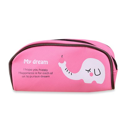 Lovely Animal Paradise Style Pen Pouch