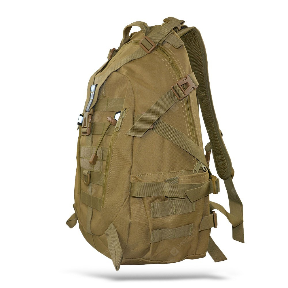 BL075 Mountaineering Backpack