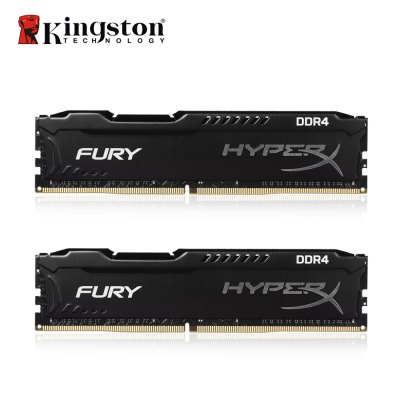 Original Kingston HyperX HX424C15FBK2 / 16 Memory Module