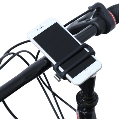 Silicone Bicycle Holder for 4 - 6 inch Mobile Phone