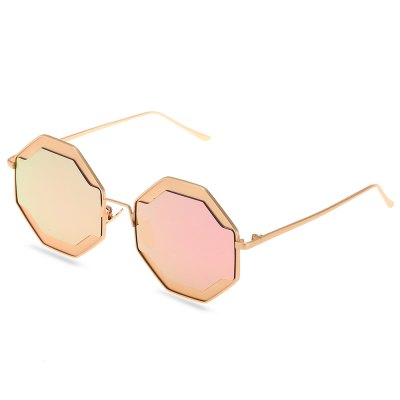 2238 UV-resistant Stylish Sunglasses Goggle with PC Lens