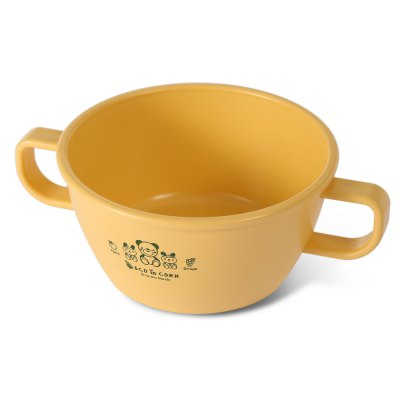 ECO in CORN Baby Infant Small Cartoon Bowl with Handle