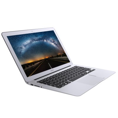 AirBook Travel T2 NotebookLaptops<br>AirBook Travel T2 Notebook<br><br>3.5mm Headphone Jack: Yes<br>AC adapter: 100-240V 12V 3A<br>Battery Type: Li-ion polymer battery, Built-in,  7.4V / 6800mAh<br>Bluetooth: 4.0<br>Brand: AirBook<br>Caching: 3MB<br>Camera type: Single camera<br>Charging Time.: 2-3 hours<br>Core: Dual Core, 2.3GHz<br>CPU: i5 6200u<br>CPU Brand: Intel<br>CPU Series: Core i5<br>DC Jack: Yes<br>Display Ratio: 16:9<br>English Manual : 1<br>External Memory: SD card up to 128GB (not included)<br>Front camera: 1.0MP<br>Graphics Card Frequency: 300MHz - 1.05GHz<br>Graphics Chipset: Intel HD Graphics 520<br>Graphics Type: Integrated Graphics<br>Hard Disk Interface Type: M-SATA<br>Hard Disk Memory: 256GB SSD<br>LAN Card: Yes<br>MIC: Supported<br>Mini HDMI slot: Yes<br>Model: Travel T2<br>MS Office format: Excel, Word, PPT<br>Music format: MP3<br>Network Interface Adapter: 1<br>Notebook: 1<br>OS: DOS<br>Package size: 45.00 x 33.00 x 11.00 cm / 17.72 x 12.99 x 4.33 inches<br>Package weight: 2.9820 kg<br>Picture format: BMP, PNG, JPG, JPEG, GIF<br>Power Adapter: 1<br>Power Consumption: 15W<br>Process Technology: 14nm<br>Product size: 32.80 x 21.90 x 1.86 cm / 12.91 x 8.62 x 0.73 inches<br>Product weight: 1.5600 kg<br>RAM: 8GB<br>RAM Slot Quantity: One<br>RAM Type: DDR3L<br>Screen resolution: 1920 x 1080 (FHD)<br>Screen size: 13.3 inch<br>Screen type: LED<br>SD Card Slot: Yes<br>Skype: Supported<br>Speaker: Built-in Dual Channel Speaker<br>Standby time: 8-9 hours<br>Threading: 4<br>Type: Notebook<br>Usage: Business<br>USB Host: Yes 1 x USB 3.0+1 x USB2.0<br>Video format: MP4<br>WIFI: 802.11a/b/g/n/ac wireless internet<br>WLAN Card: Yes<br>Youtube: Supported