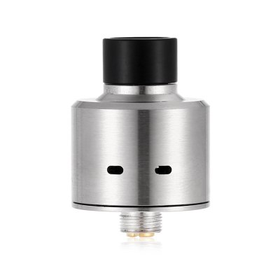 HD RDA with Side Adjustable Airflow for E CigaretteVapor Styles<br>HD RDA with Side Adjustable Airflow for E Cigarette<br><br>Atomizer Type: Rebuildable Atomizer, Rebuildable Drippers<br>Available Color: Silver<br>Connection Threading of Atomizer: 510<br>Material: PEEK, Stainless Steel<br>Package Contents: 1 x HD RDA<br>Package size (L x W x H): 3.20 x 3.20 x 4.00 cm / 1.26 x 1.26 x 1.57 inches<br>Package weight: 0.046 kg<br>Product size (L x W x H): 2.20 x 2.20 x 3.00 cm / 0.87 x 0.87 x 1.18 inches<br>Product weight: 0.026 kg