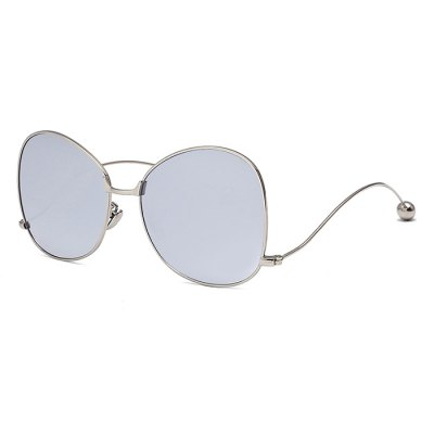 2369 UV-resistant Stylish Sunglasses Goggle with PC Lens