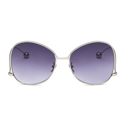 2369 UV-resistant Stylish Sunglasses Goggle with PC LensStylish Sunglasses<br>2369 UV-resistant Stylish Sunglasses Goggle with PC Lens<br><br>Ear-stems Length: 14.5cm<br>Features: Anti-UV<br>Frame Metarial: Metal<br>Gender: Unisex<br>Lens height: 5.7cm<br>Lens material: PC<br>Lens width: 6cm<br>Nose bridge width: 1.6cm<br>Package Contents: 1 x 2369 Sunglasses, 1 x Cleaning Cloth, 1 x Box<br>Package Dimension: 16.50 x 6.00 x 5.00 cm / 6.5 x 2.36 x 1.97 inches<br>Package weight: 0.145 kg<br>Product Dimension: 13.80 x 14.50 x 5.70 cm / 5.43 x 5.71 x 2.24 inches<br>Product weight: 0.027 kg<br>Whole Length: 13.8cm