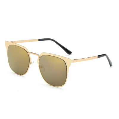 2255 UV-resistant Stylish Sunglasses Goggle with PC Lens