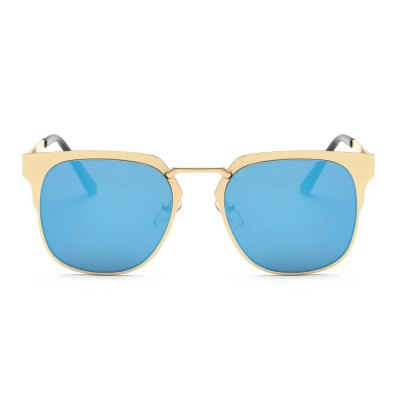 2255 UV-resistant Stylish Sunglasses Goggle with PC LensStylish Sunglasses<br>2255 UV-resistant Stylish Sunglasses Goggle with PC Lens<br><br>Ear-stems Length: 14cm<br>Features: Anti-UV<br>Frame Metarial: Metal<br>Gender: Unisex<br>Lens height: 5.2cm<br>Lens material: PC<br>Lens width: 5.5cm<br>Nose bridge width: 1.7cm<br>Package Contents: 1 x 2255 Sunglasses, 1 x Cleaning Cloth, 1 x Box<br>Package Dimension: 16.50 x 5.00 x 6.00 cm / 6.5 x 1.97 x 2.36 inches<br>Package weight: 0.149 kg<br>Product Dimension: 14.40 x 14.00 x 5.20 cm / 5.67 x 5.51 x 2.05 inches<br>Product weight: 0.030 kg<br>Whole Length: 14.4cm